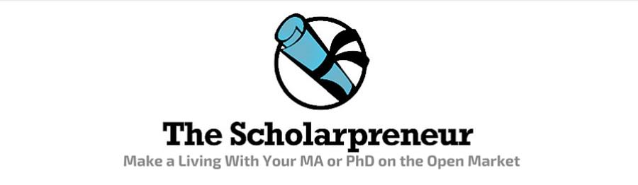 What is a Scholarpreneur?